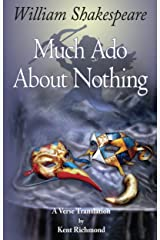 Much Ado About Nothing: A Verse Translation Kindle Edition