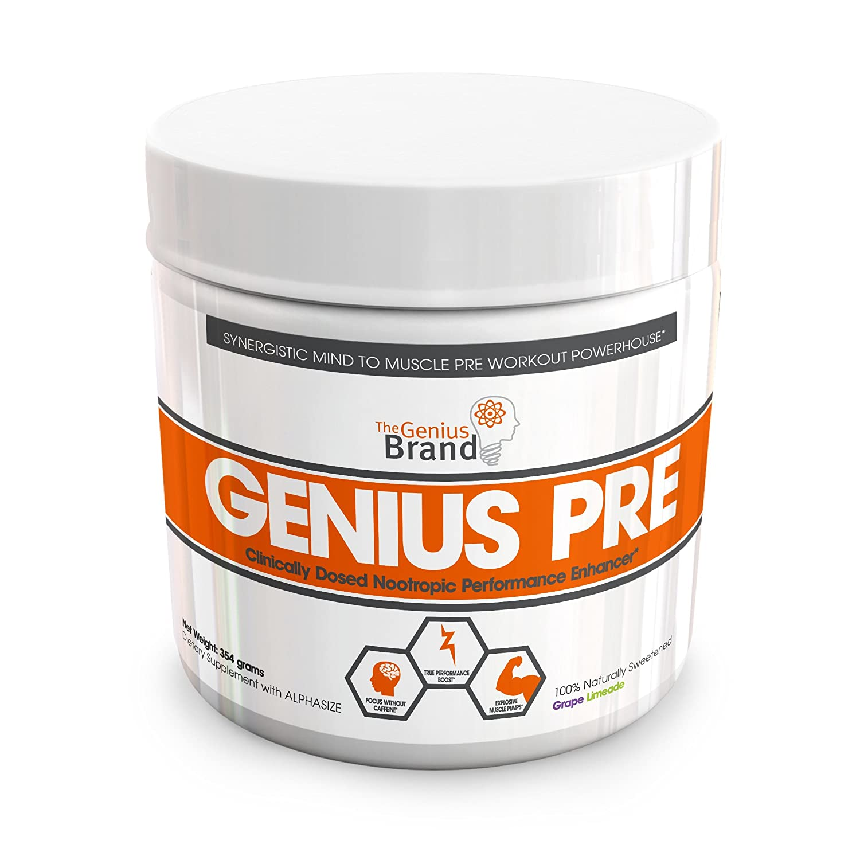 Genius Pre-Workout