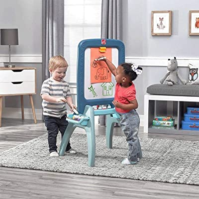 Step2 All Around Easel for Two: Toys & Games