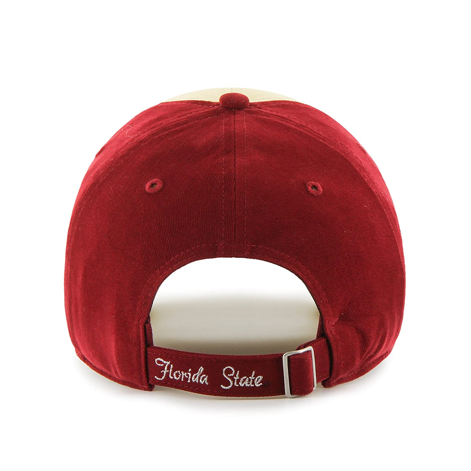 the latest 9b536 006f9 Amazon.com    47 NCAA Florida State Seminoles Women s Sparkle Two Tone  Clean Up Adjustable Hat, One Size, Cardinal   Clothing