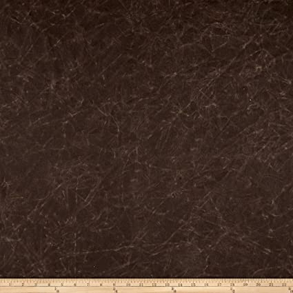Amazoncom 94 Oz Waxed Canvas Chocolate Brown Fabric By The Yard