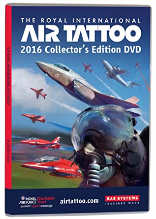 quality design d07d7 b9557 Royal International Air Tattoo Collectors DVD  Amazon.co.uk  DVD   Blu-ray