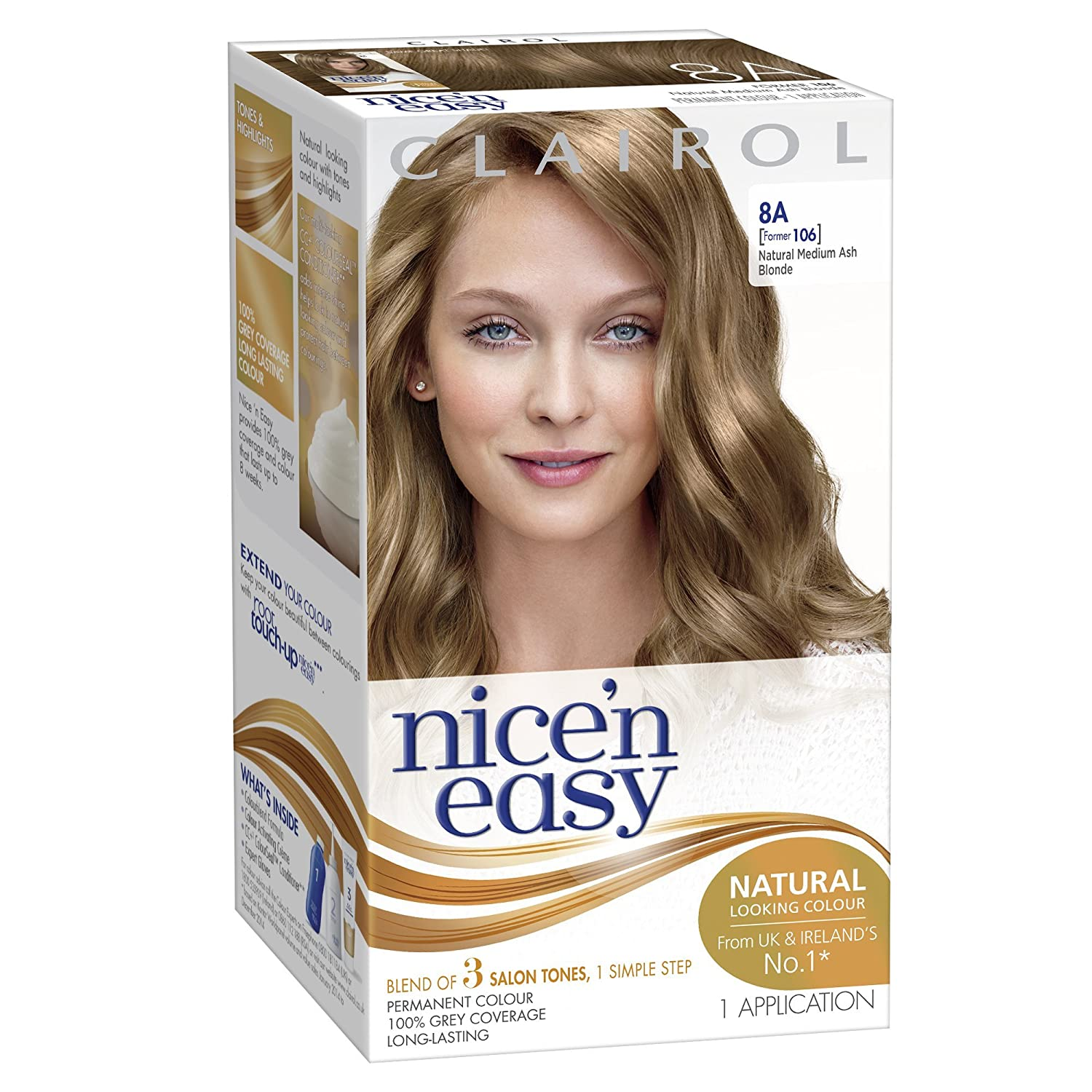 Medium Ash Blonde Nice And Easy Www Imgkid Com The