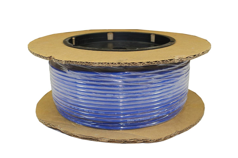 "ATP Surethane Polyurethane Plastic Tubing, Navy Blue, 5/32"" ID x 1/4"" OD, 100 feet Length"