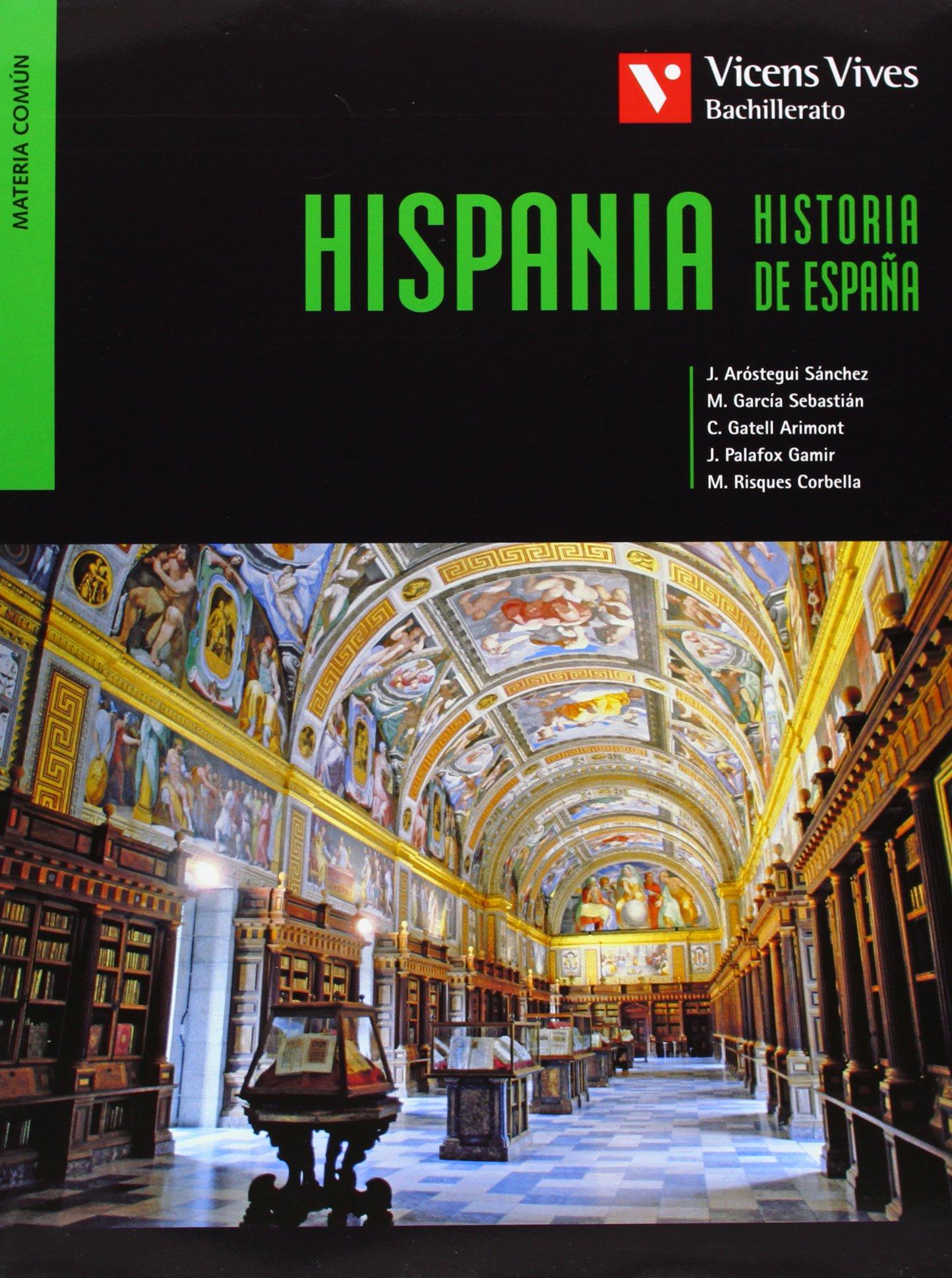 Hispania+historia Madrid Separata - 9788431699079: Amazon.es ...