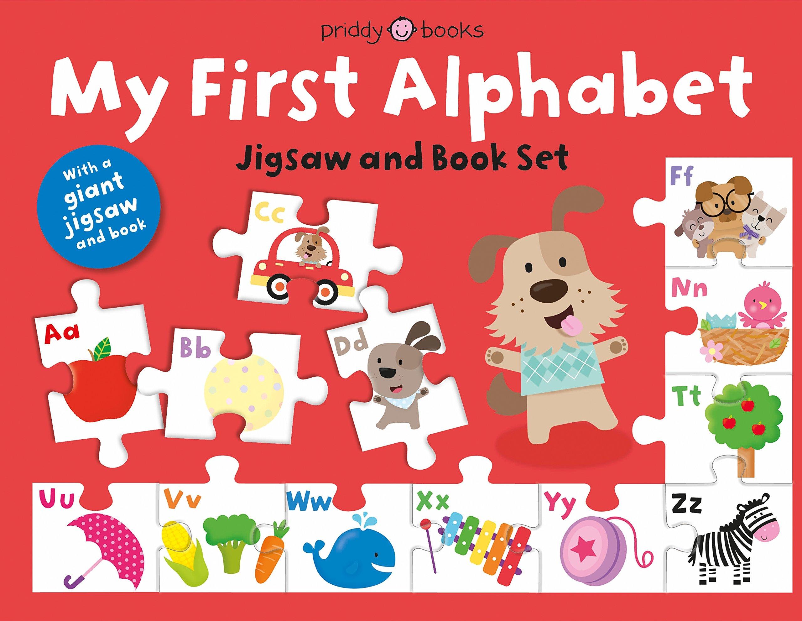 My First Alphabet Jigsaw Set