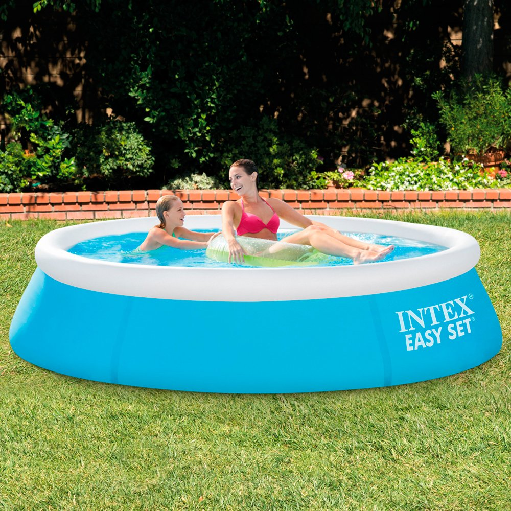 Piscine intex 1m83 for Piscine hors sol boudin