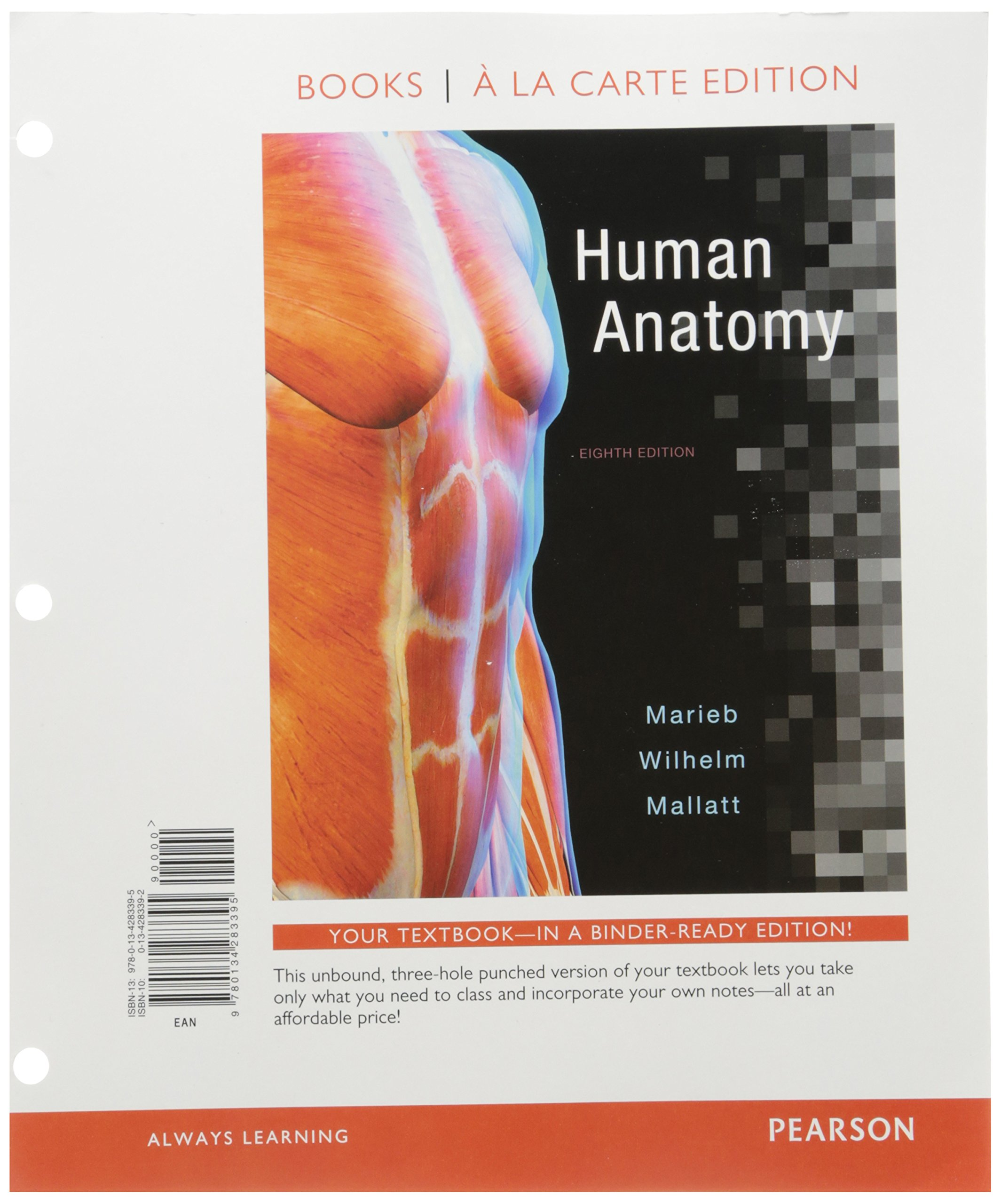Human Anatomy, Books a la Carte Plus Mastering A&P with Pearson ...