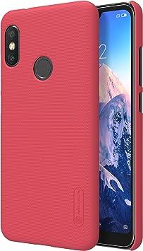 XunEda Funda Xiaomi Mi A2 Lite 5.84 Funda Antideslizante ...