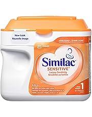 Similac Sensitive Lactose Sensitivity Non-gmo Baby Formula Powder, 0+ Months, Orange, 638g