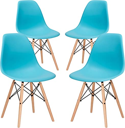 Poly and Bark Modern Mid-Century Side Chair