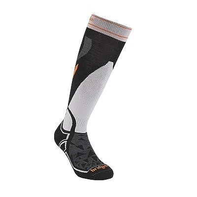 .com : Bridgedale Midweight Ski - Merino Endurance Socks : Clothing