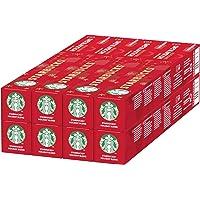 STARBUCKS Holiday Blend de Nespresso Cápsulas de Café de Tueste Medio 8 x Tubo de 10 Unidades