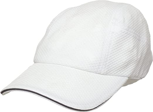 Craft - Gorro de Running para Hombre, Talla única, Color Blanco ...