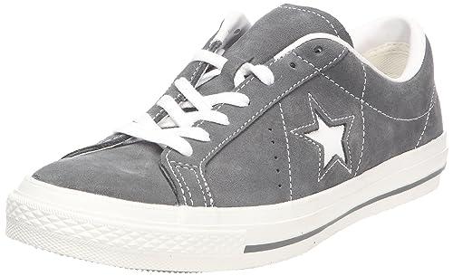 scarpe converse 43 grey