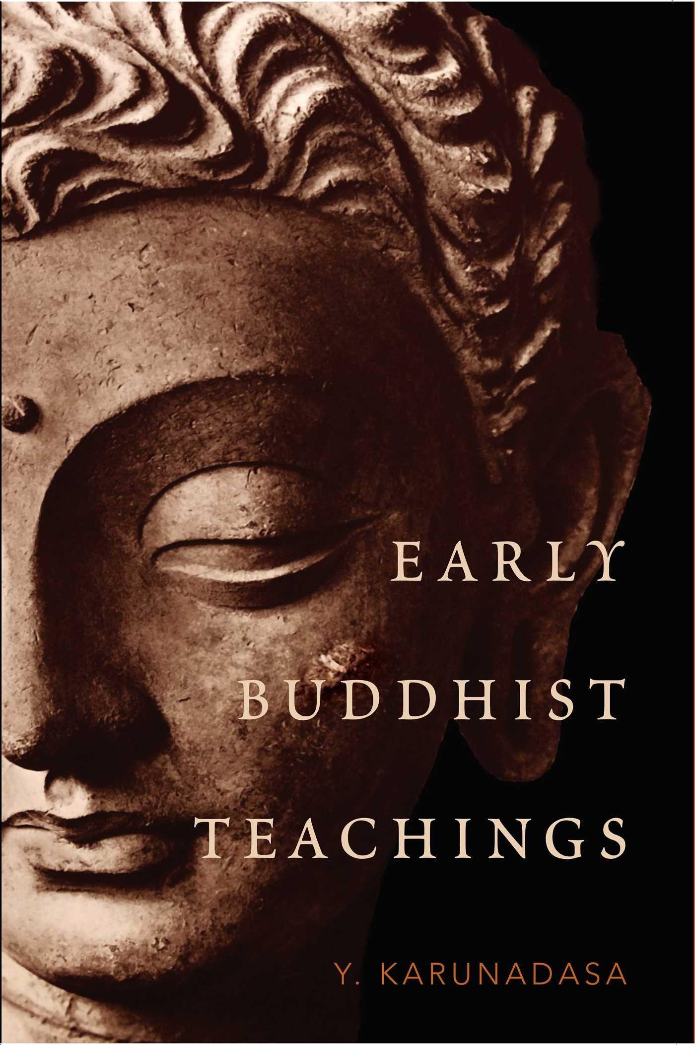 Download Early Buddhist Teachings pdf