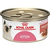 Royal Canin Feline Health Nutrition Kitten Canned Cat Food, 3 Ounce Cans