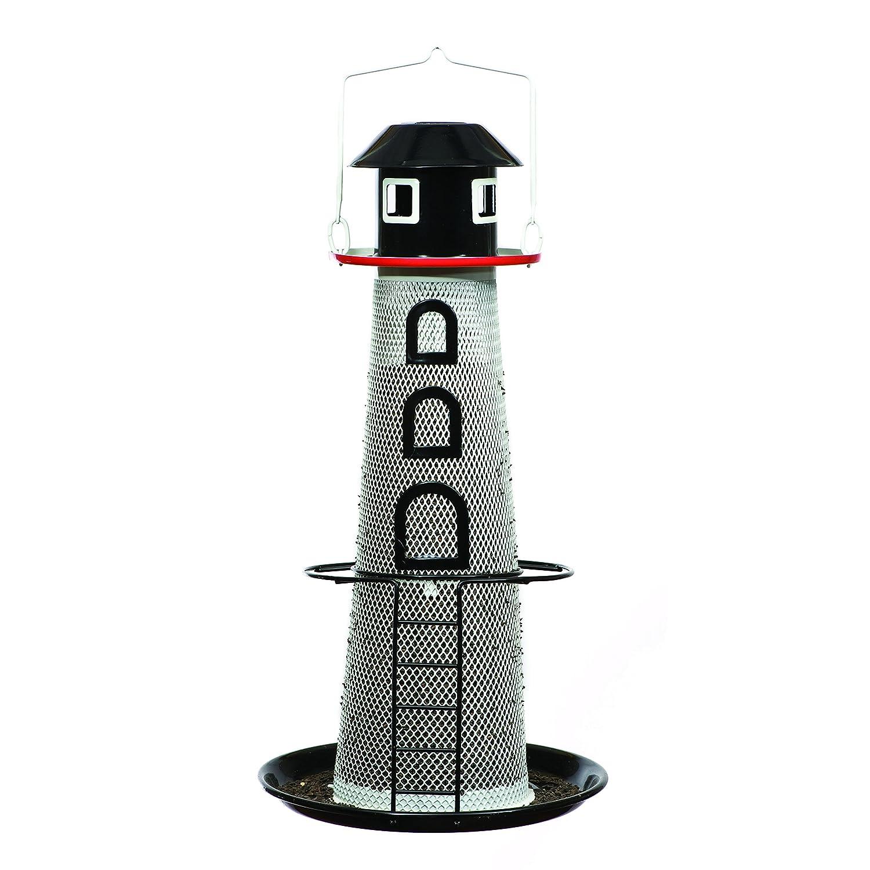 Opus [Perky-Pet] LH00355 Mangeoire à oiseau en phare solaire