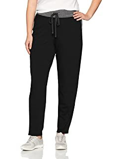 d3e00720c3 Just My Size Women s Plus French Terry Pant at Amazon Women s ...