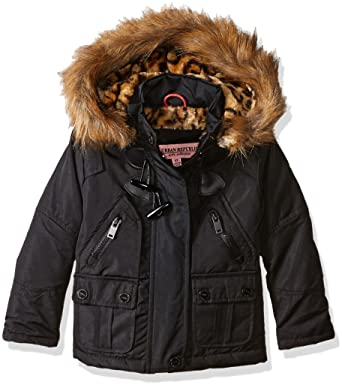 9cc9724410c4 Amazon.com  Urban Republic Toddler Ur Girls Ballistic Jacket