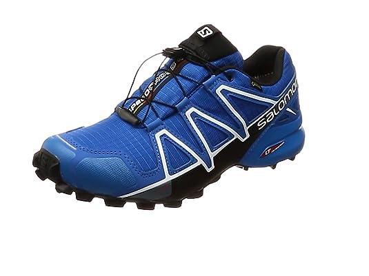 Salomon - Speedcross 4 GTX - Chaussures à Randonnée - Homme