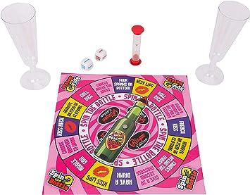 Toyland Gioco Spin The Bottle Risque Edition Feste Per Adulti Solo Adulti Giochi Per Adulti Giochi Da Bere Amazon It Giochi E Giocattoli