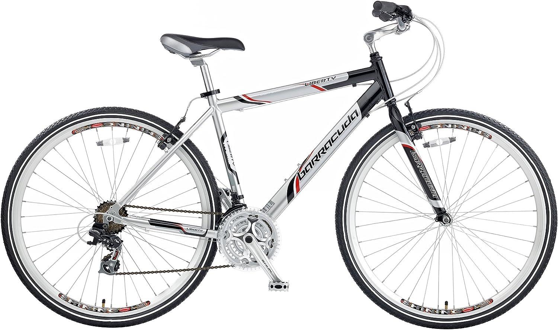 Barracuda 700C - Bicicleta para Hombre, tamaño 19