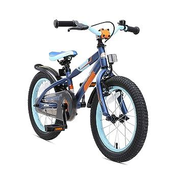 BIKESTAR Bicicleta Infantil para niños y niñas a Partir de 4 años ...