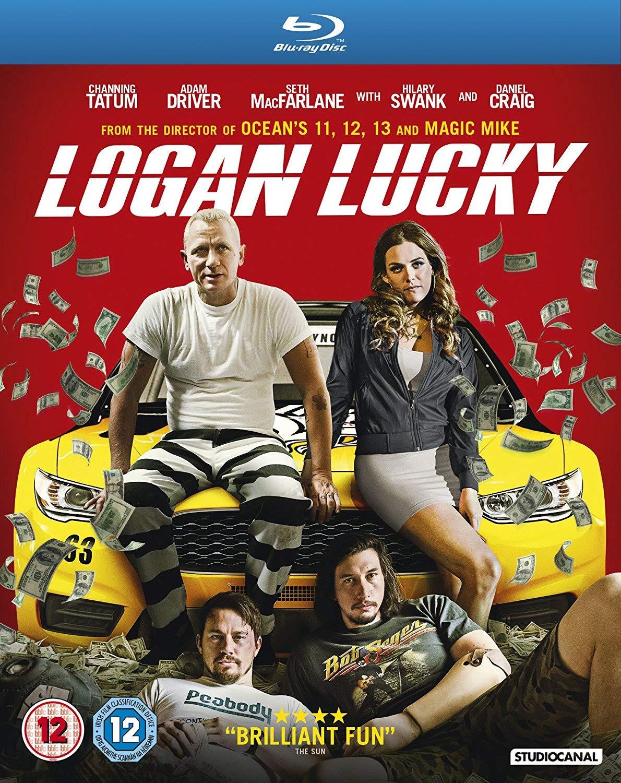 Удача Логана / Logan Lucky