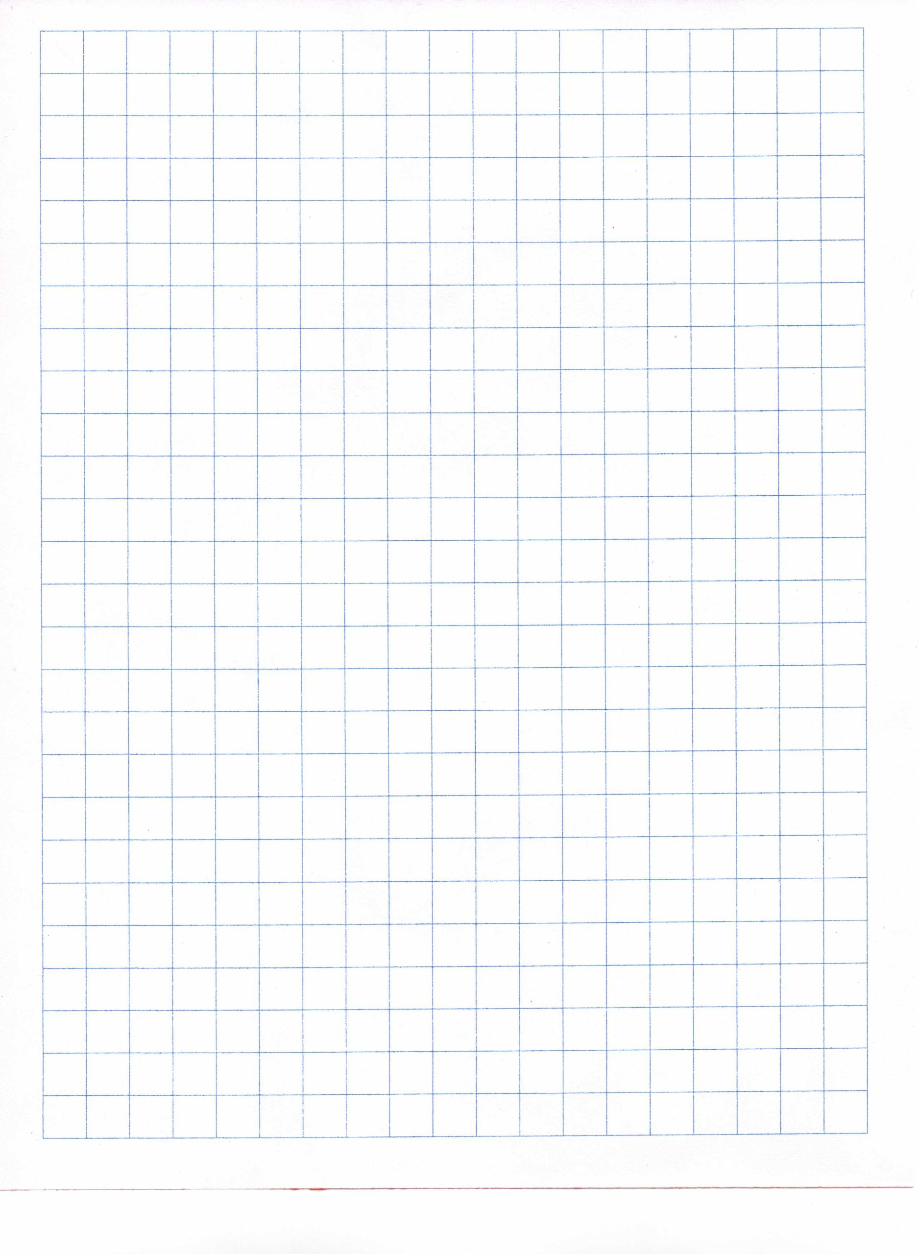 CM Graph Paper Ream by Miller Pads and Paper