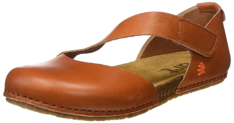 Art Damen 0442 Mojave Creta Geschlossene Sandalen  38 EU|Braun (Cuero)