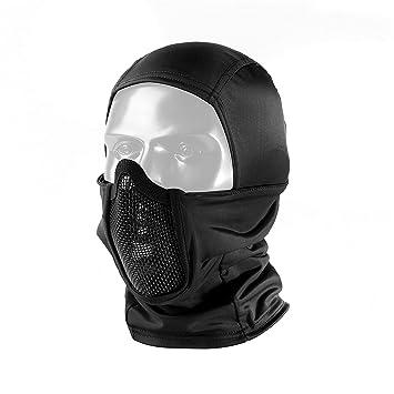 Amazon.com: OneTigris - Pasamontañas de malla estilo ninja ...