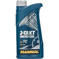 Mannol MN7205-1 2-Takt Universal API TC Motorolie, 1 liter