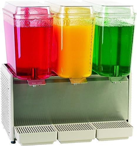 SPM Maxi dispensador de Bebidas y zumos BIG3P – Paneles de plástico – Capacidad 3 x 18 l.: Amazon.es: Hogar