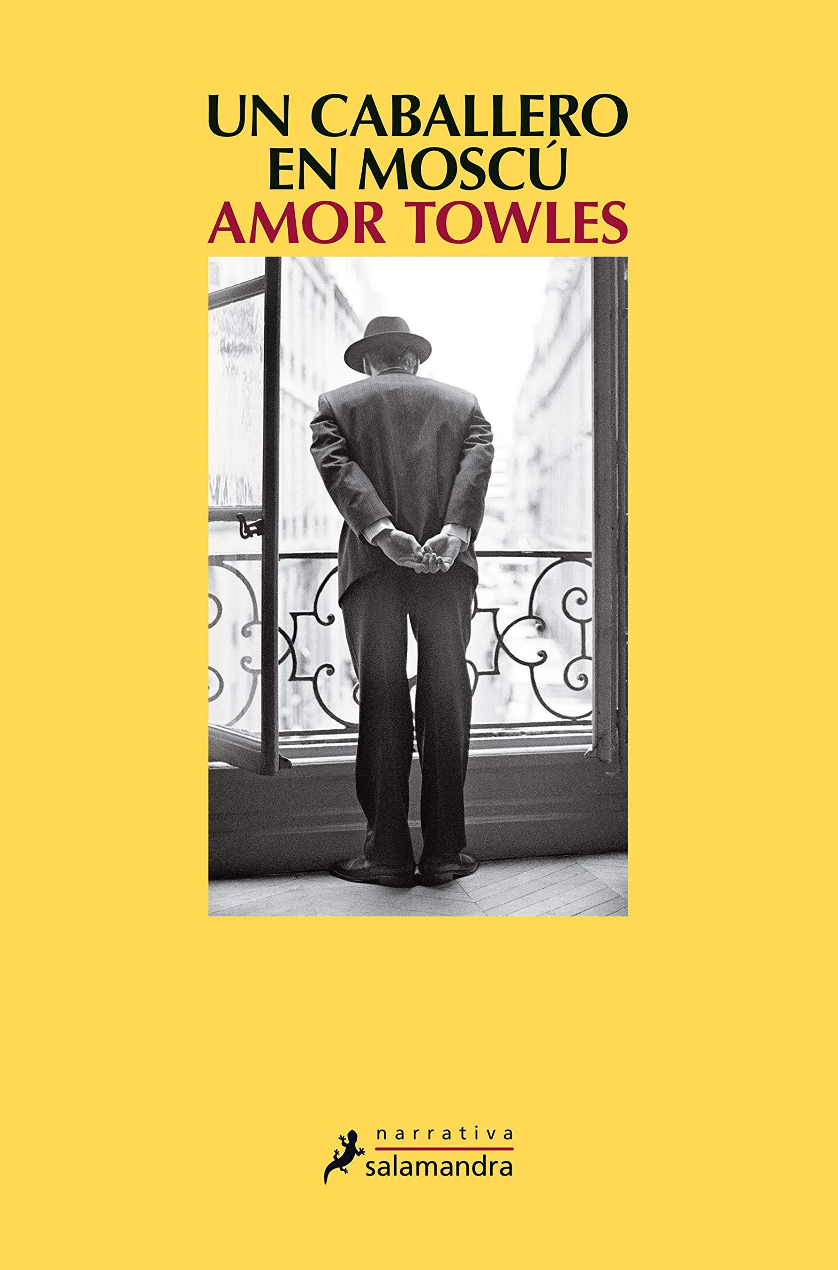Un caballero en Moscú - Libros para el verano