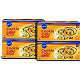Pillsbury Cookie Cake, Vanilla, 4 x 6 Pack, 552g