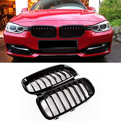 Amazon Com Fandixin F30 Grille Abs Front Kidney Grill Front Bumper