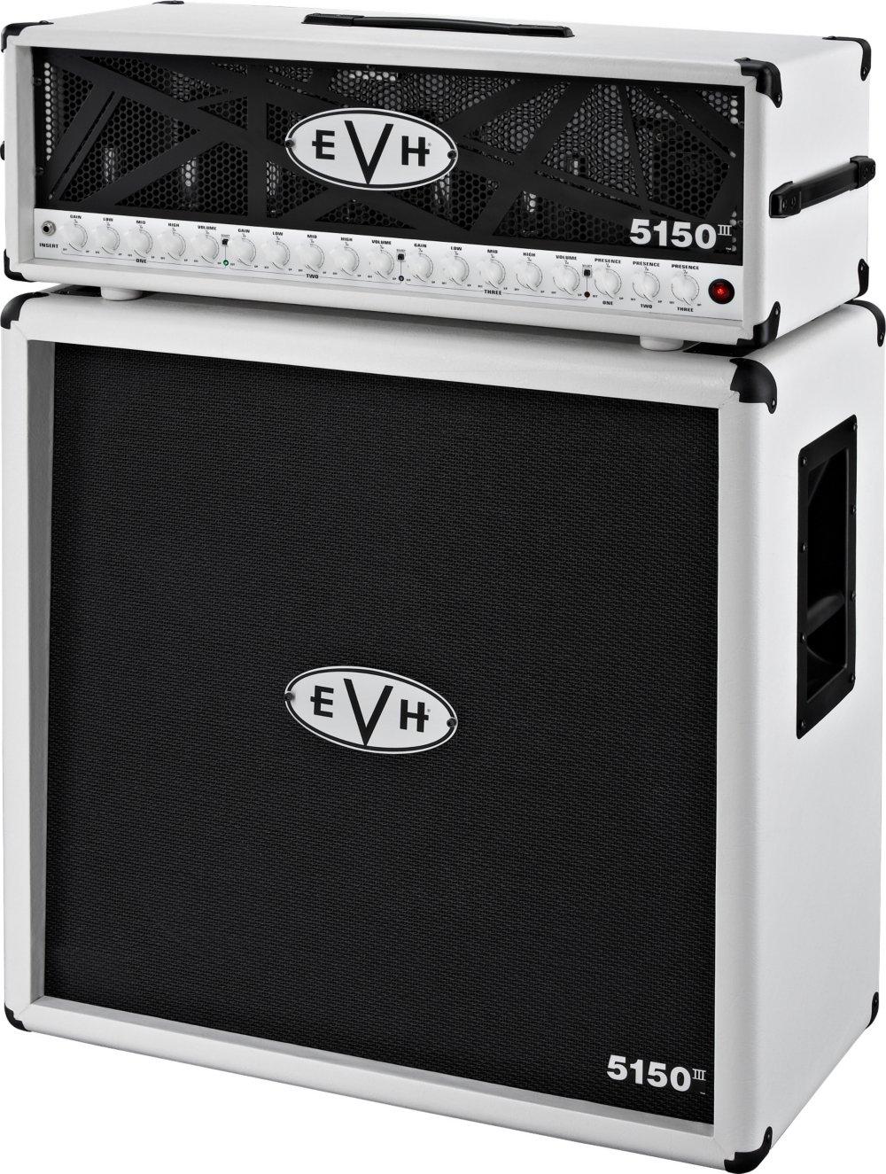 ad0a685f768 Amazon.com  EVH 5150 III 100-Watt Guitar Amp Head - Ivory  Musical  Instruments