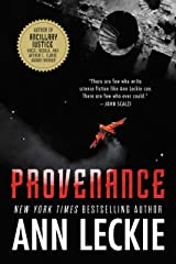Provenance Kindle Edition