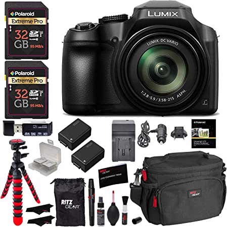 Ritz Camera DC-FZ80K Ritz Camera Bundle Kit product image 2