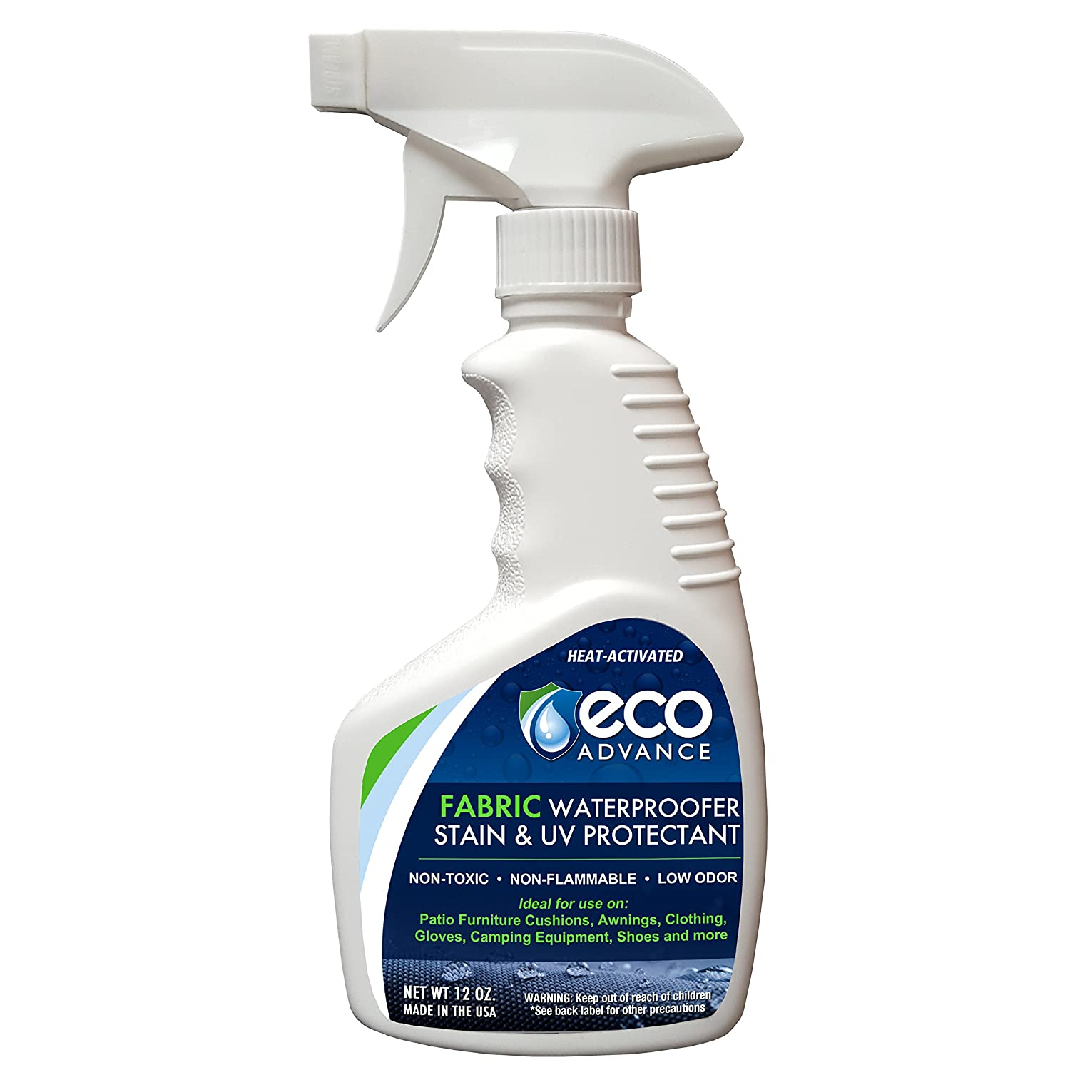 Eco Advance EAFAB012PD Fabric Water and Stain Repellent Amazon