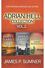 The Adrian Hell Series: Books 4-6 (Adrian Hell Collection) Kindle Edition