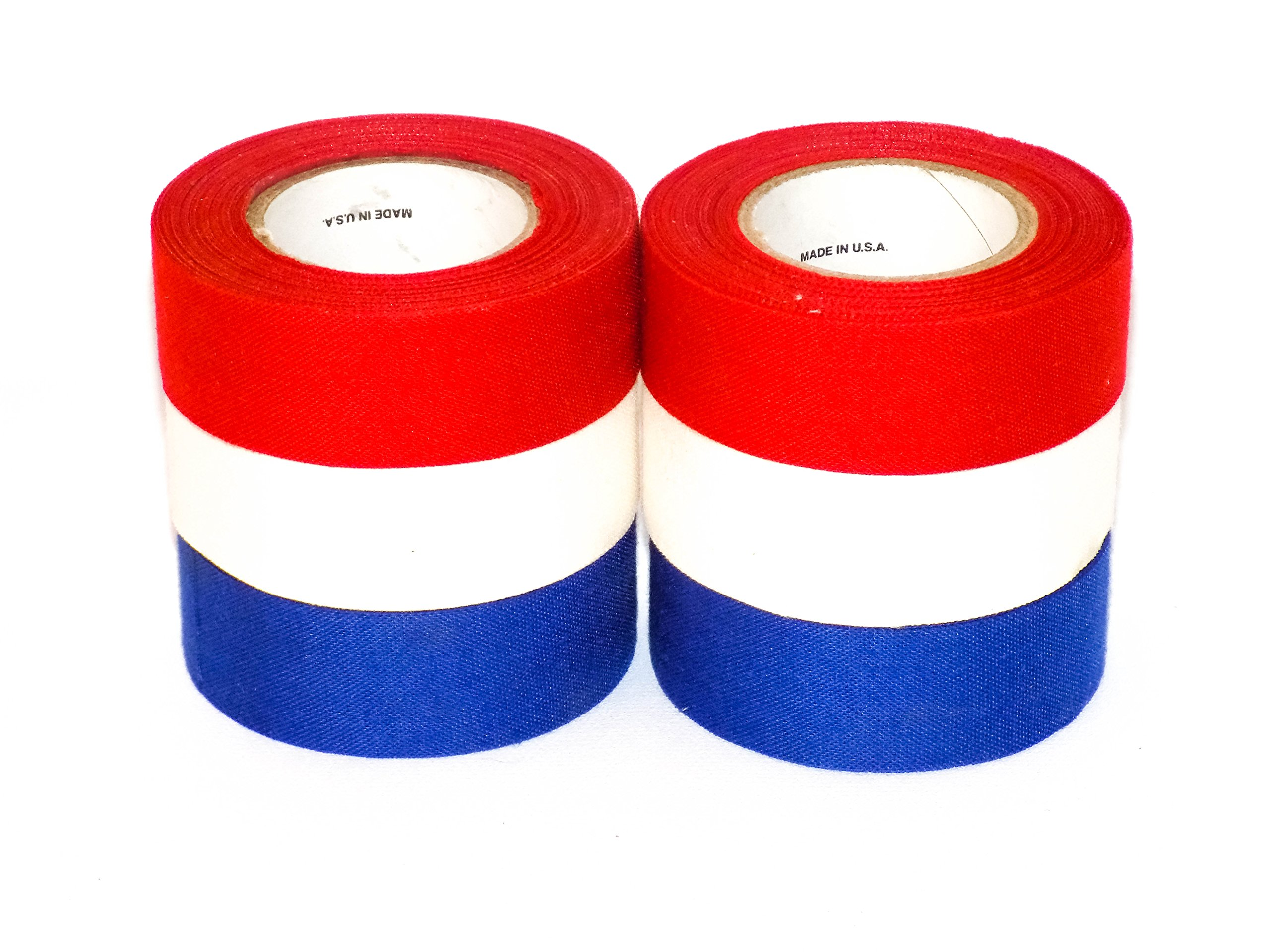 Mylec USA 6 Pack Tape Red/White/Blue by Mylec