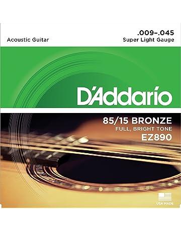Cuerdas para guitarras | Amazon.es