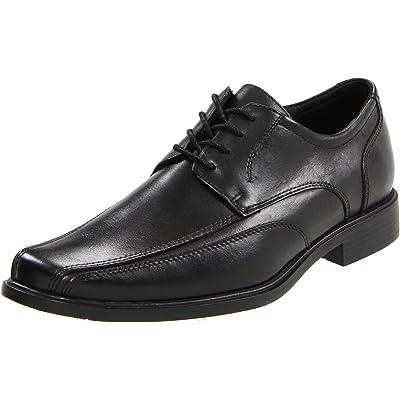 Bostonian Men's HEWETT Lace-Up, Black Leather, 10 M US | Oxfords