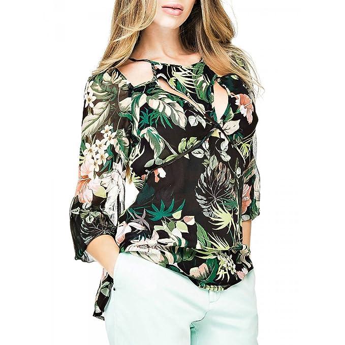 GUESS - Camisas - para Mujer Fiori M