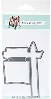 Neat /& Tangled NAT278 Clear Stamps 4X6-Welcome Home