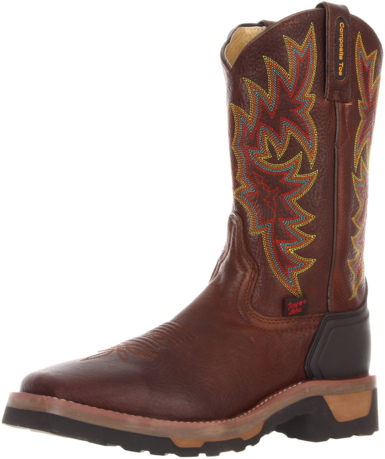 Tony Lama Boots Mens Comp Toe Work TW1061 Work Boot