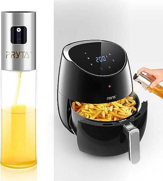 Amazon.com: Spray de aceite, dispensador de aceite de ...