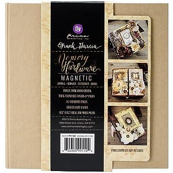 Amazon Prima Marketing Frank Garcia Memory Hardware Chip Album